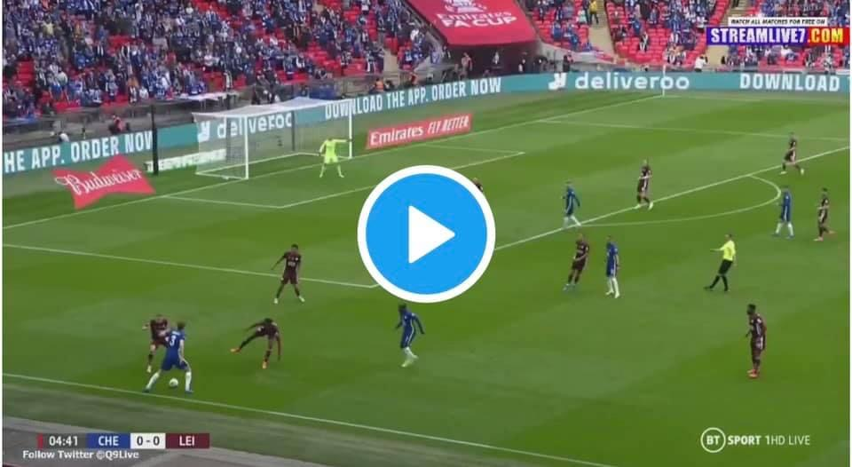 Watch Chelsea vs Leicester Live Streaming Match #CHELEI # ...