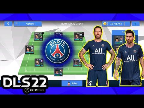 Download Psg Kits 2021 2022 Logo Dream League Soccer Kits Psg Dls 22 Jordan Sports Extra